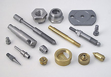 Precision CNC Vertical Machining Services