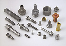 Precision Screw Machining Services